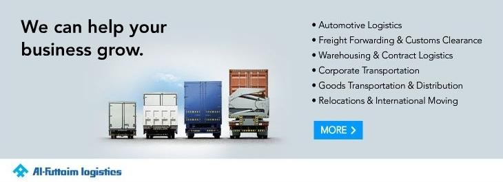 Banner- Al Futtaim Logistics