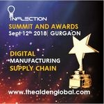 Inflection Summit, Awards  2018 - Digital Manufacturing Supply Chain