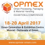 Oman Processing, Packaging and Material Handling Exhibition