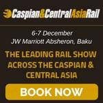 Caspian Rail 2017