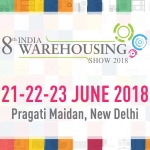 8th India Warehousing Show 2018