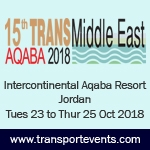 15th Trans Middle East 2018