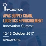 INFLECTION 2017- APAC Supply Chain, Logistics & Procurement  Innovation Summit