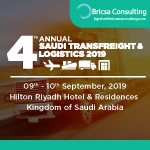 4th Annual Saudi Transfreight & Logistics 2019