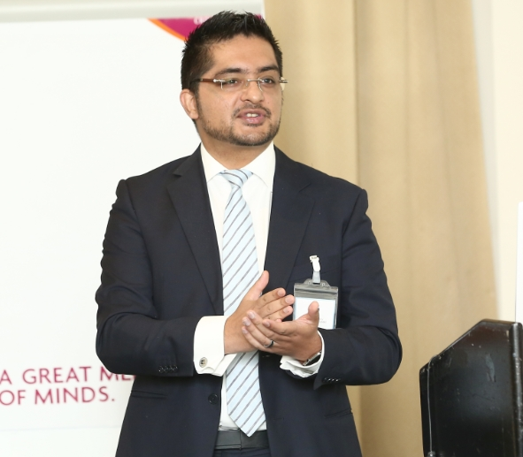 Muhammad  Azfar Khan