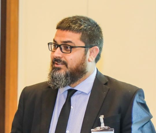 Hashim Mustaq Ahmed Khan